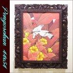 【送料無料!】バリアート 花鳥風月 プンゴセカンPG-MP-004の画像