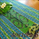 イカット ジャワイカット 50x100cm−004 布織物の画像