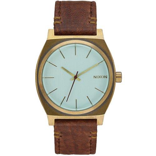 ニクソン 時計 タイムテラー A0452223 ブラス×グリーンクリスタル