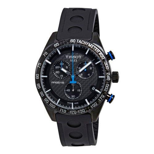 ティソ 時計 T-スポーツ PRS516 T1004173720100 ブラック