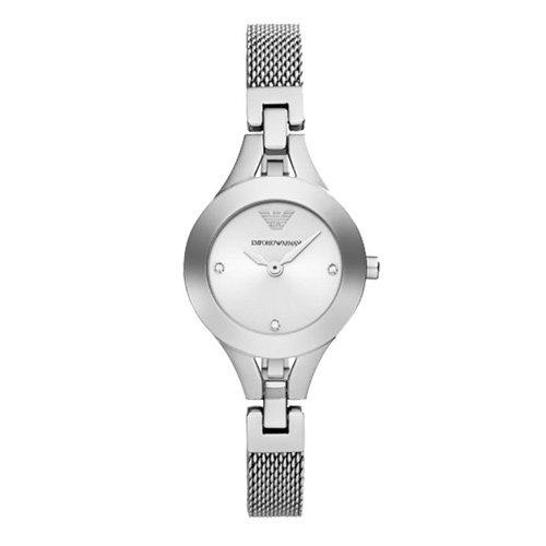 エンポリオアルマーニ/時計/レディース/キアラ/AR7361/シルバーダイアル×ステンレスベルト
