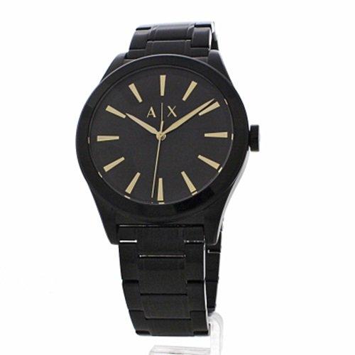 アルマーニエクスチェンジ/Armani Exchange/腕時計/メンズ/AX7102/ツヤ消しブラック×ブラック
