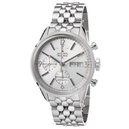 ブローバ/Bulova/腕時計/アキュスイス/ミュレン/63C118/シルバー×メッシュベルト