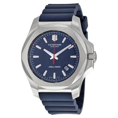 ビクトリノックス/VICTORINOX/スイスアーミー/腕時計/INOX/241688.1/200m防水/ブルー×ブルー