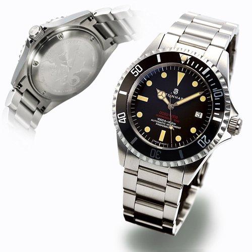 スタインハート/Steinhart/腕時計/オーシャン/Ocean 1 Vintage Red-NEW/ダイバーズウォッチ/メンズ/スイスメイド
