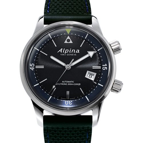 アルピナ/Alpina/腕時計/SEASTRONG DIVER/メンズ/スイスメイド/AL-525G4H6/ダイバーズウォッチ