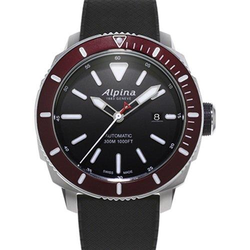 アルピナ/Alpina/腕時計/SEASTRONG DIVER/メンズ/スイスメイド/AL-525LBBRG4V6/ダイバーズウォッチ