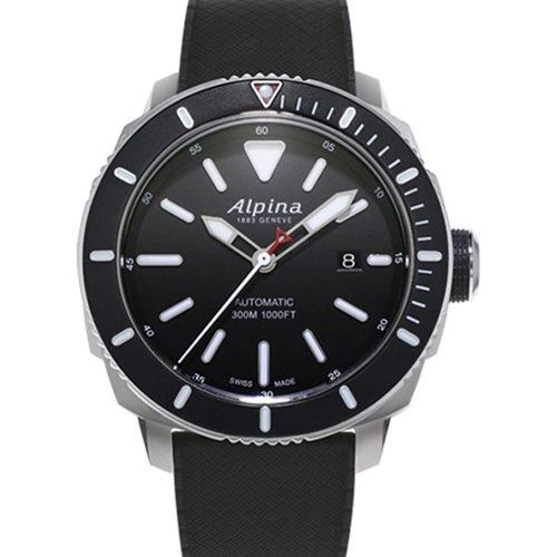 アルピナ/Alpina/腕時計/SEASTRONG DIVER/メンズ/スイスメイド/AL-525LBG4V6/ダイバーズウォッチ
