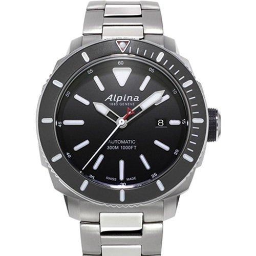 アルピナ/Alpina/腕時計/SEASTRONG DIVER/メンズ/スイスメイド/AL-525LBG4V6B/ダイバーズウォッチ