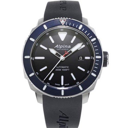 アルピナ/Alpina/腕時計/SEASTRONG DIVER/メンズ/スイスメイド/AL-525LBN4V6/ダイバーズウォッチ