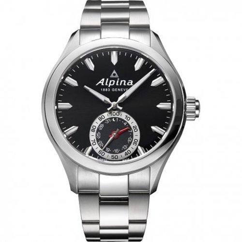 アルピナ/Alpina/腕時計/HOROLOGICAL SMARTWATCH/メンズ/スイスメイド/AL-285BS5AQ6B/シルバーブレスレット