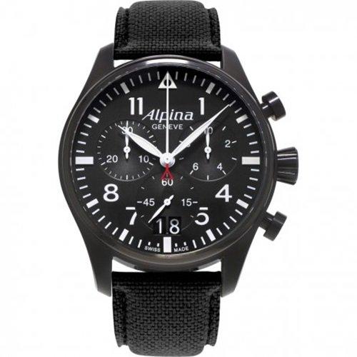 アルピナ/Alpina/腕時計/STARTIMER BIG DATE CHRONOGRAPH /メンズ/スイスメイド/AL-372B4FBS6/クロノグラフ