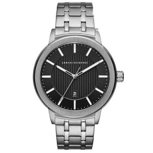 アルマーニエクスチェンジ/Armani Exchange/腕時計/メンズ/MADDOX/AX1455/ブラック/シルバー