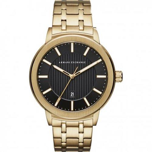 アルマーニエクスチェンジ/Armani Exchange/腕時計/メンズ/MADDOX/AX1456/ブラック/ゴールド