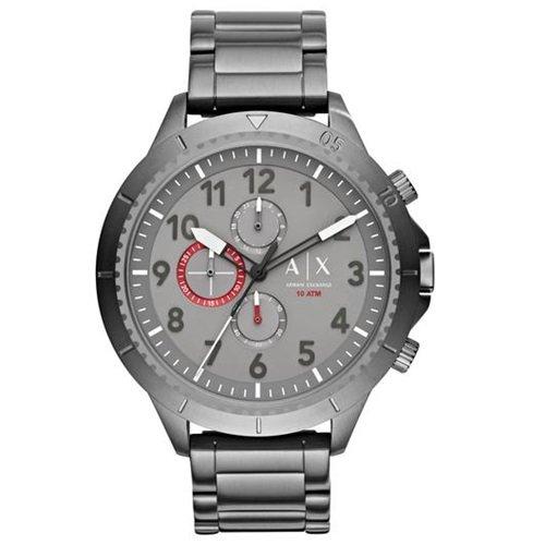 アルマーニエクスチェンジ/Armani Exchange/腕時計/メンズ/Active/AX1762/クロノグラフ/ガンメタル