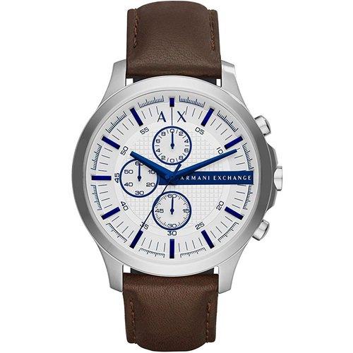 アルマーニエクスチェンジ/Armani Exchange/腕時計/メンズ/AX2190/クロノグラフ/ホワイト/ブラウン
