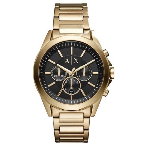 アルマーニエクスチェンジ/Armani Exchange/腕時計/メンズ/クロノグラフ/AX2611/ブラック×ゴールド