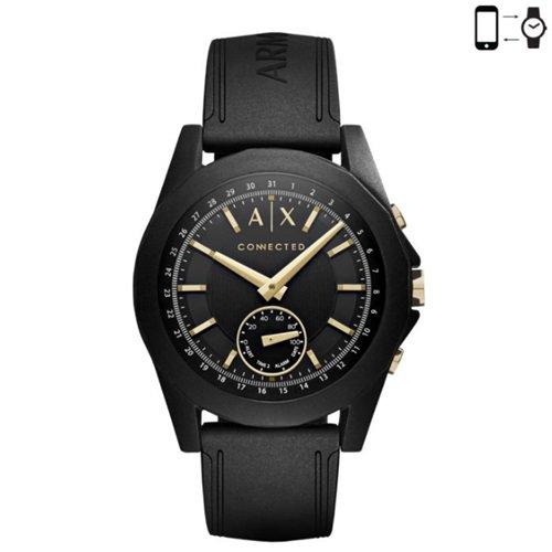 アルマーニエクスチェンジ/Armani Exchange/腕時計/スマートウォッチ/Hybrid Smartwatch/AXT1004/ゴールドインデックス
