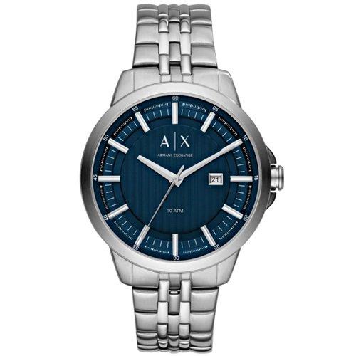 アルマーニエクスチェンジ/Armani Exchange/腕時計/メンズ/Smart/AX2261/ネイビーブルー/シルバー