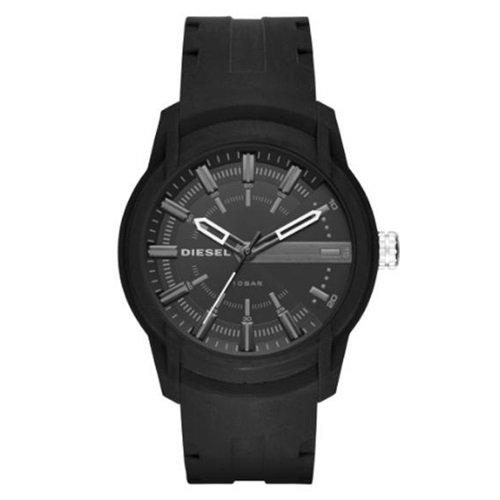 ディーゼル/Diesel/腕時計/ARMBAR/アームバー/メンズ/DZ1830/クォーツ/オールブラック