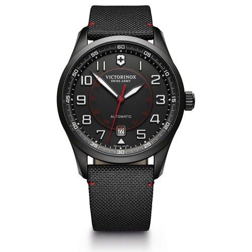 ビクトリノックス/VICTORINOX Swiss Army/腕時計/Airboss/エアボス/241720/オートマチック/日本未発売/オールブラック