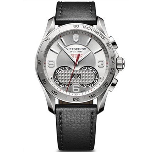 ビクトリノックス/VICTORINOX Swiss Army/腕時計/Chrono Classic/クロノクラシック/メンズ/241703/クォーツ/シルバー
