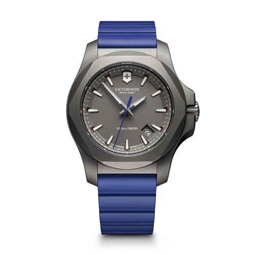 ビクトリノックス/VICTORINOX Swiss Army/腕時計/I.N.O.X./イノックス/メンズ/241759/チタン/ブルー