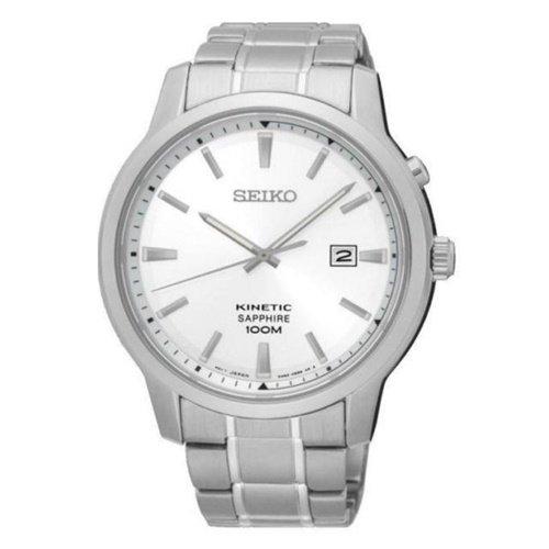 セイコー/SEIKO/逆輸入/腕時計/Kinetic/キネティック/SKA739/メンズ/オートクォーツ/ジャパンメイド/オールシルバー