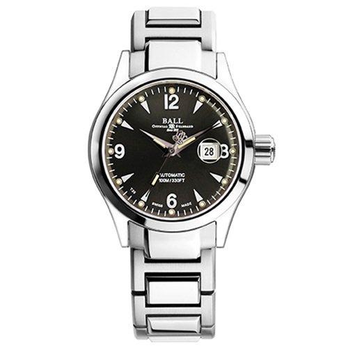 ボールウォッチ/BALL WATCH/ENGINEER II OHIO/腕時計/レディース/オートマチック/NL1026C-SJ-BK/ブラック