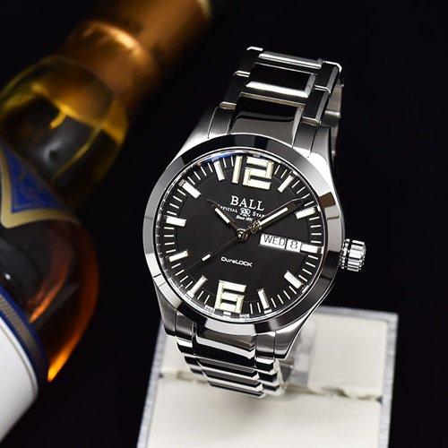 ボールウォッチ/BALL WATCH/ENGINEER III KING BLACK/腕時計/メンズ/オートマチック/NM2026C-S12A-BK/ブラック