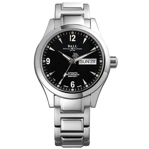 ボールウォッチ/BALL WATCH/ENGINEER II OHIO/腕時計/メンズ/オートマチック/NM2026C-S5J-BK/ブラック