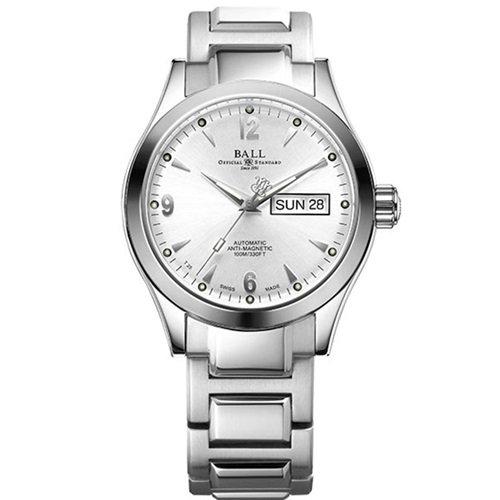 ボールウォッチ/BALL WATCH/ENGINEER II OHIO/腕時計/メンズ/オートマチック/NM2026C-S5J-WH/ホワイト