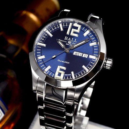 ボールウォッチ/BALL WATCH/ENGINEER III KING BLUE/腕時計/メンズ/オートマチック/NM2028C-S12A-BE/ブルー