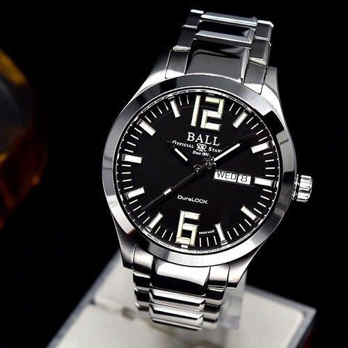 ボールウォッチ/BALL WATCH/ENGINEER III KING BLACK/腕時計/メンズ/オートマチック/NM2028C-S12A-BK/ブラック