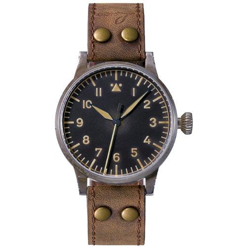 ラコ/LACO/腕時計/オリジナルパイロットウォッチ/手巻き/861935/Memmingen Erbstuck/メミンゲン エアブシュトゥック/ドイツメイド/ミリタリー