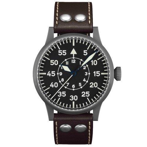ラコ/LACO/腕時計/オリジナルパイロットウォッチ/24自動巻き/861753/Friedrichshafen/フリードリヒスハーフェン/ドイツメイド/ミリタリー