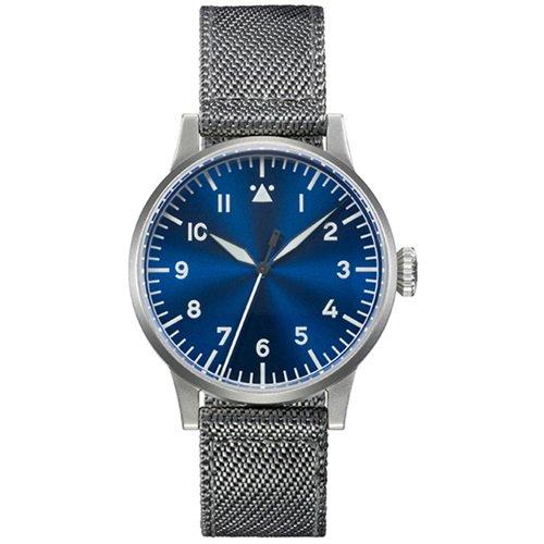 ラコ/LACO/腕時計/オリジナルパイロットウォッチ/24自動巻き/862081/Munster Blaue Stunde/ミュンスターブラウシュトゥンデ/ドイツメイド/ミリタリー