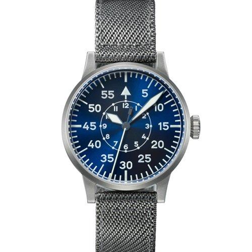 ラコ/LACO/腕時計/オリジナルパイロットウォッチ/24自動巻き/862082/Paderborn Blaue Stunde/パーダーボルンブラウシュトゥンデ/ドイツメイド/ミリタリー