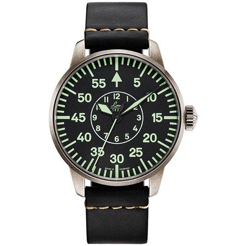 ラコ/LACO/腕時計/パイロットウォッチ/21自動巻き/861883/Augsburg39/アウクスブルク39/ドイツメイド/ミリタリー