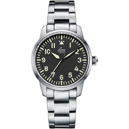 ラコ/LACO/腕時計/パイロットウォッチ/21自動巻き/861889/Salzburg/ザルツブルク/ドイツメイド/ミリタリー