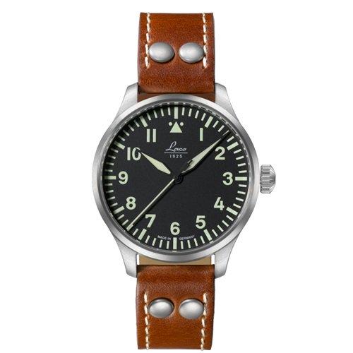 ラコ/LACO/腕時計/パイロットウォッチ/21自動巻き/861988/Augsburg39/アウクスブルク39/ドイツメイド/ミリタリー