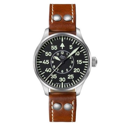 ラコ/LACO/腕時計/パイロットウォッチ/21自動巻き/861990/Aachen39/アーヘン39/ドイツメイド/ミリタリー