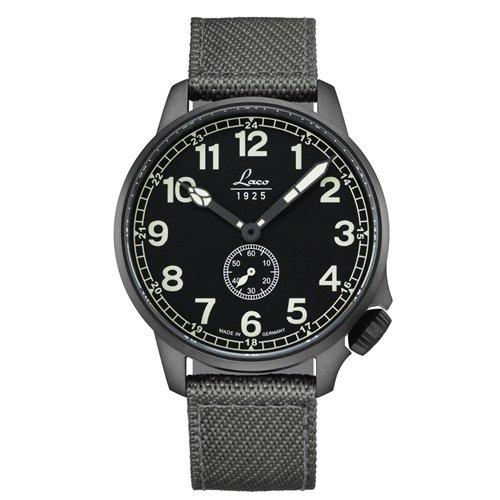 ラコ/LACO/腕時計/コックピットウォッチ/18自動巻き/861908/Ju/ユー/ドイツメイド/ミリタリー