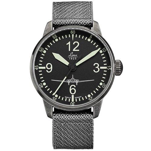 ラコ/LACO/腕時計/コックピットウォッチ/21自動巻き/861901/DC-3/ディーシー3/ドイツメイド/ミリタリー