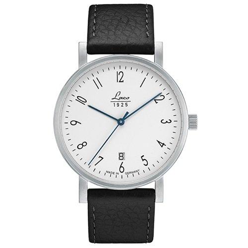 ラコ/LACO/腕時計/クラシックウォッチ/15自動巻き/862061/Classic/クラシック/ドイツメイド/ホワイト×ブラック