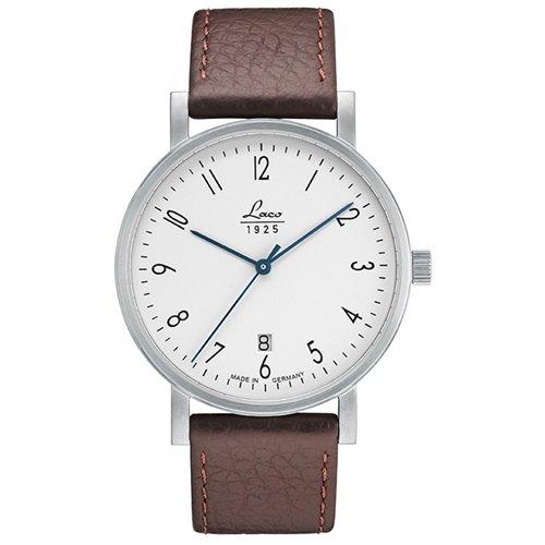ラコ/LACO/腕時計/クラシックウォッチ/15自動巻き/862062/Classic/クラシック/ドイツメイド/ホワイト×ブラック