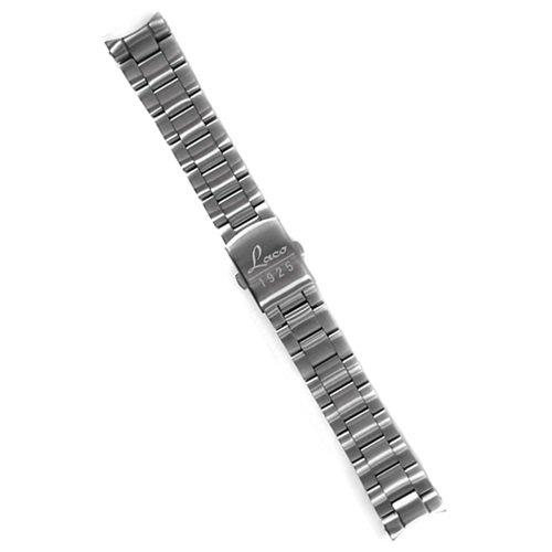 ラコ/LACO/腕時計/替えベルト/ステンレスブレスレット/401978/シルバー/20ミリ幅