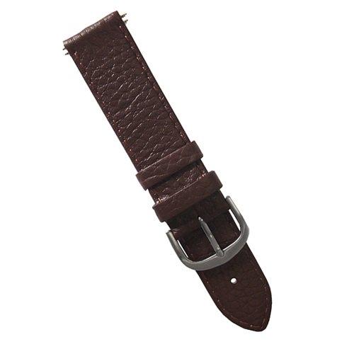 ラコ/LACO/腕時計/替えベルト/レザーストラップ/401933/ブラウン/20ミリ幅
