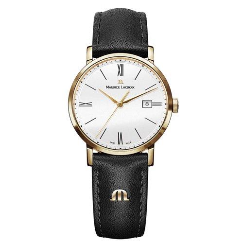 モーリスラクロア/Maurice Lacroix/腕時計/エリロス/Eliros/レディース/EL1084-PVP01-112-1/スイスメイド/デイトカレンダー/ホワイト