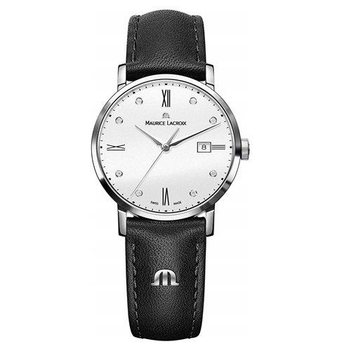 モーリスラクロア/Maurice Lacroix/腕時計/エリロス/Eliros/レディース/EL1084-SS001-150-1/スイスメイド/デイトカレンダー/ホワイト/ダイヤモンド